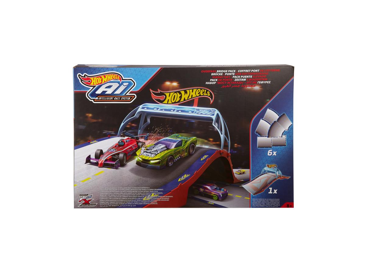 Трек Хот Вилс Комплект расширения дорожки для машин Ai Hot Wheels Ai Track Expansion Kit