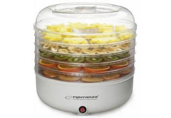 Сушка для овочів та фруктів ESPERANZA EKD 001