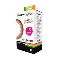 Polaroid 3D Filament Wood ROOT (box of 15 reels) (3D-FP-PL-2501-00) - ПУ