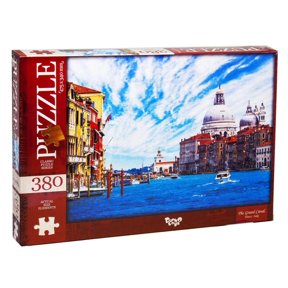 Пазлы Гранд-канал, Венеция, Италия 380 эл Dankotoys