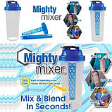 Стакан - шейкер для коктейлей Mighty Mixer ручной, фото 2
