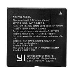 YI 4K Action Camera Battery (1400/1430mAh min/typ) (YI-91016) - ПУ