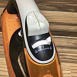 Паровой утюг DSP KD-1035 с керамической подошвой, фото 3