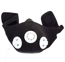 Тренировочная Силовая Маска дыхательная для бега с фильтром и тренировок Elevation Training Mask 2.0, фото 2