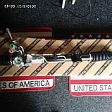 Рейка рулевая c наконечниками и тягами 2WD(нужна установка переходника на 4WD) CHRYSLER 5090004AF, фото 3