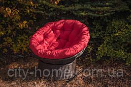 Крісло крутиться Лези коричневе