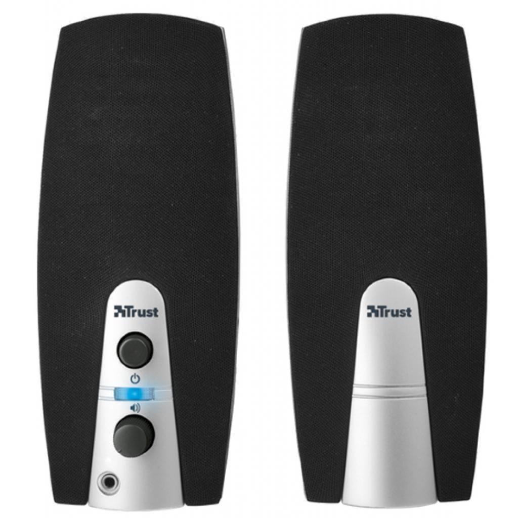 Колонки Trust 2.0 Mila speaker set модель 16697