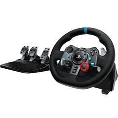 Игровой руль Logitech G29 Driving Force Racing Wheel для PC/PS3/PS4
