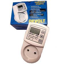 Устройство защиты электроприборов DEVOLT 1500, фото 2