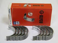 Вкладыши коренные на Рено Кенго 01- 1.5dCi/1.6i  GLYCO (Германия) H1065/5 0.25MM