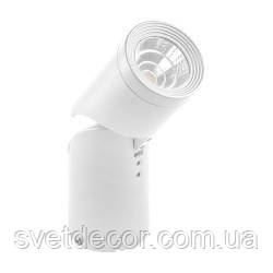 Светодиодный потолочный LED светильник Feron AL517 10W 4000К акцентный накладной белый