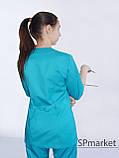 Медицинская куртка женская, фото 2