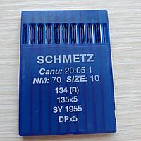 Голки Schmetz DB*5/70/ SES  для промислових швейних  машин
