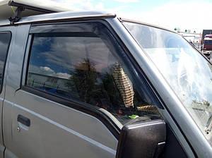 Ветровики Mitsubishi Canter 1990-2003  дефлекторы окон