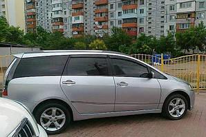 Ветровики Mitsubishi Grandis 2003-2012  дефлекторы окон