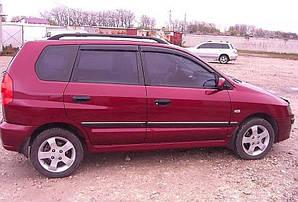 Ветровики Mitsubishi Space Star 1998–2004  дефлекторы окон