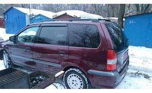 Ветровики Mitsubishi Space Wagon III 1998-2004/Chariot Grandis 1997-2002  дефлекторы окон