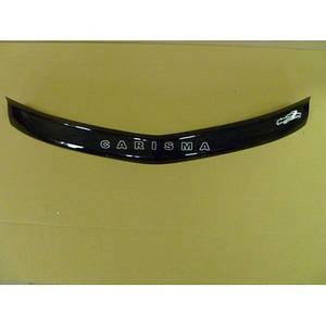 Мухобойка, дефлектор капота Mitsubishi Carisma с 1996-2000 г.в. ( до ресталинга)
