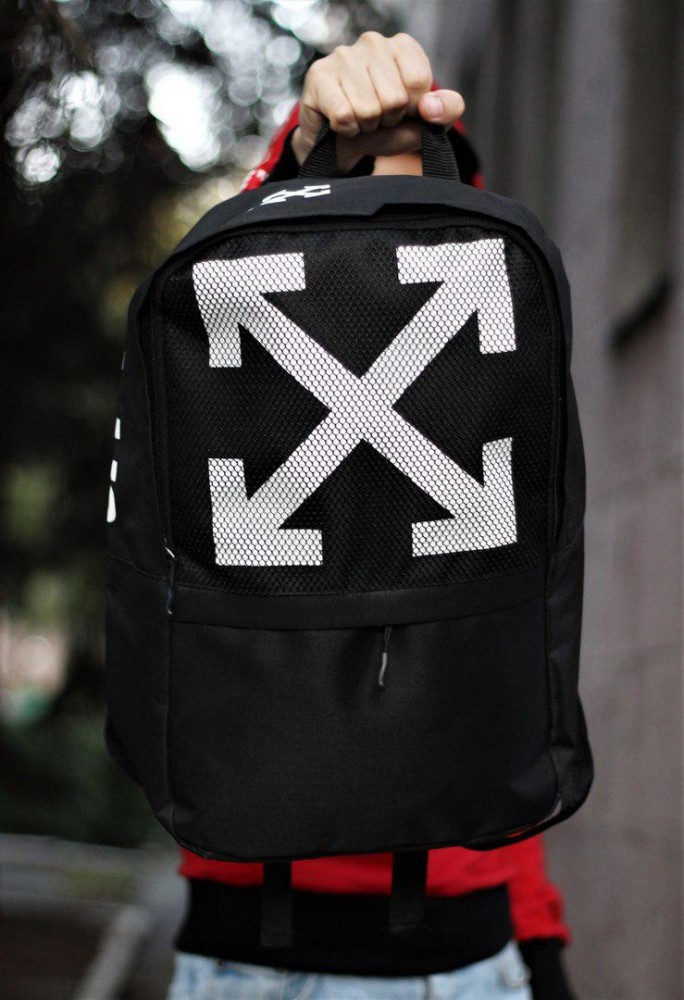 Рюкзак OFF WHITE черный