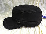 Немка коричневая и чёрная плотного джинса с утеплением  56-57 58-59 60, фото 2