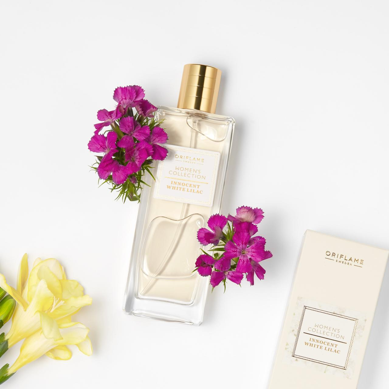 Туалетная вода Women's Collection Innocent White Lilac Oriflame