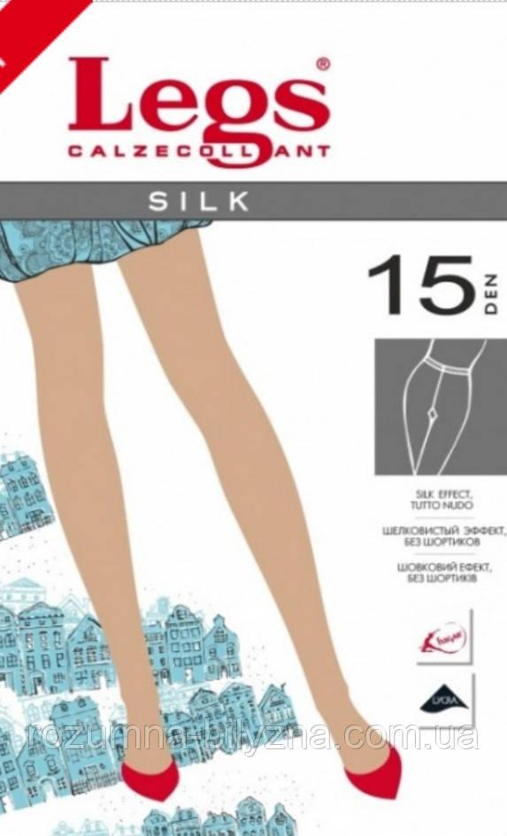 Колготи жіночі 15 den в кольорі noce TM Legs Розмір 2. 3