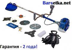 Бензокоса Витязь БГ-4500 (гарантия 2 года, рюкзачный ремень, победитовый диск)