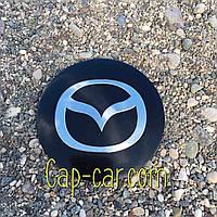 3D наклейка для дисков Mazda. 65мм ( Мазда )