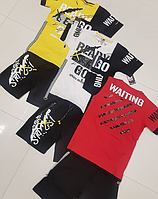 Костюм летний футболка+шорты для мальчика Benetti Турция