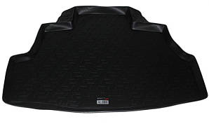 Коврик в багажник для Nissan Almera SD (00-06) 105010100