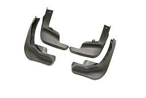 Брызговики полный комплект для Nissan Qashqai 2013- комплект 4шт JTNISQAS2014