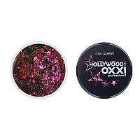 Гель-краска Oxxi Glitter Gel Hollywood №09, 5 г