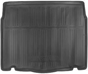 Коврик в багажник для Opel Astra J HB (09-) 111010100