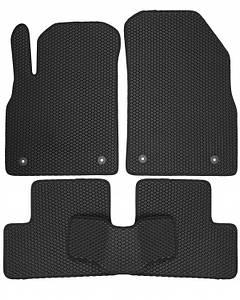 Коврики EVA для автомобиля Opel Astra J 2009- Комплект