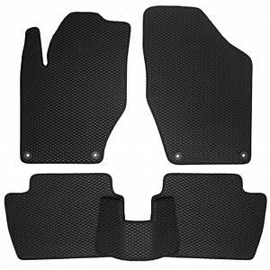 Коврики EVA для автомобиля Peugeot 308 T9 2013- Комплект