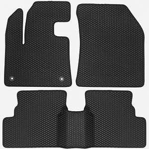 Коврики EVA для автомобиля Peugeot 3008 2016- Комплект