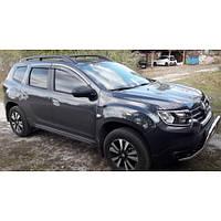 Ветровики Renault Duster II 2017/Dacia Duster 2017  дефлекторы окон