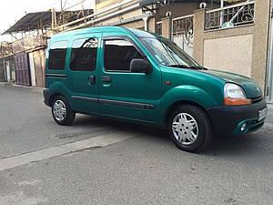 Ветровики Renault Kangoo I 3d 1998/Citroen Berlingo 2003  дефлекторы окон