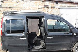 Ветровики Renault Kangoo II 3d 2009  дефлекторы окон