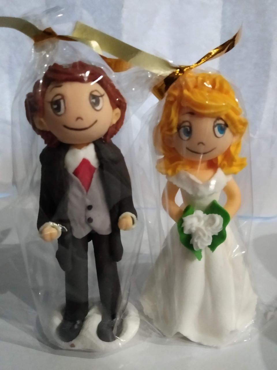 Фигурки Жених и Невеста