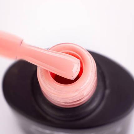 Гель-лак Komilfo Deluxe Series №SBL009 (холодный оранжево-розовый, эмаль), 8 мл, фото 2