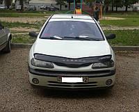 Мухобойка, дефлектор капота Renault Laguna с 1993–2001 г.в.