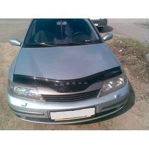 Мухобойка, дефлектор капота Renault Laguna с 2001-2005 г.в.