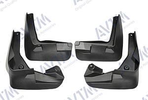 Брызговики полный комплект для Renault Latitude 2010- (638503354R;788135798R), комплект 4шт MF.RELA2010