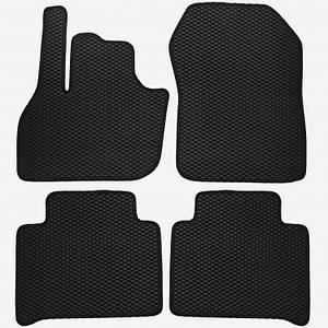 Коврики EVA для автомобиля Renault ZOE 2013- Комплект