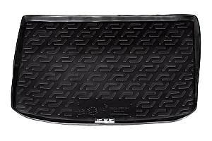 Коврик в багажник для Seat Altea Freetrack (07-09) (резино-пластик) 123010100