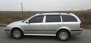 Ветровики Skoda Octavia Tour II Wagon 1998  дефлекторы окон