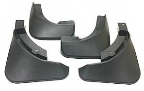 Брызговики полный комплект для Skoda Octavia A5 '05-13, (KEA600002A;KEA600001A) кт. 4шт MF.SKOC0513
