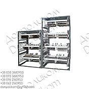 Стеллажи, щиты, шкафы блоков резисторов, фото 2