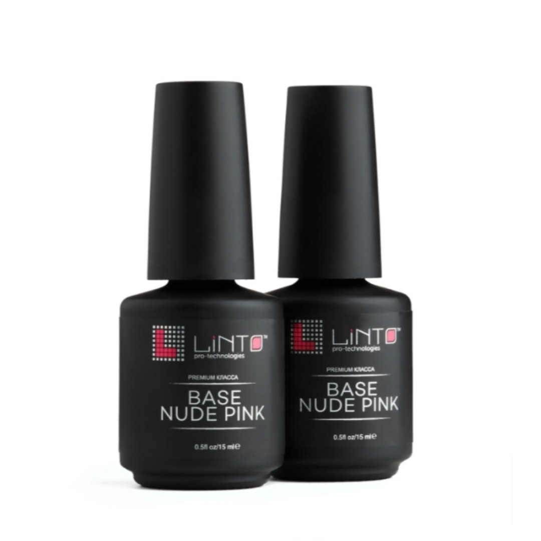 Base Nude Pink от Linto, 15 мл